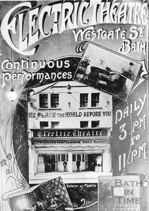 The Electric Theatre, Westgate Street c.1910