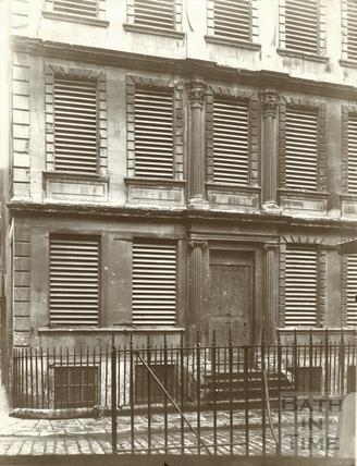 Cruttwell House, St. James's Street (South), Bath c.1903