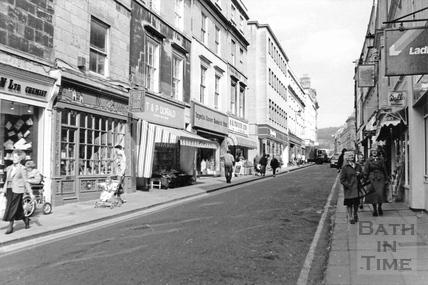 Westgate Street, June 1988