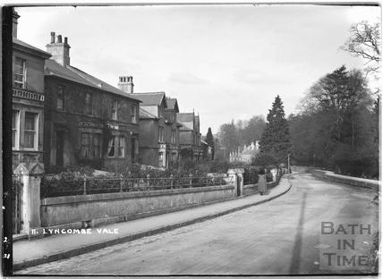 Lyncombe Vale 2 Feb 1921
