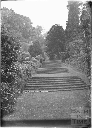 Grass Steps, St Catherines Court No.3 c.1920s