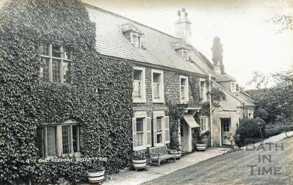 The Old Rectory, Bathampton c.1920s