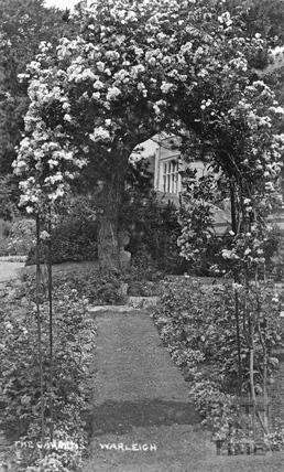 The Gardens, Warleigh c.1920s