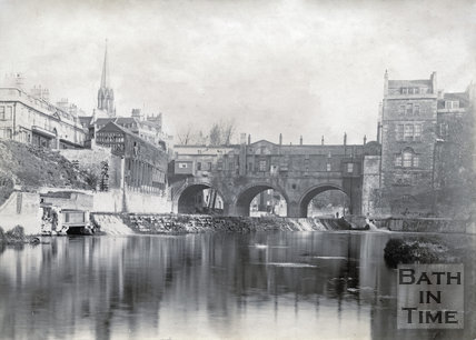 Pulteney Bridge 1892