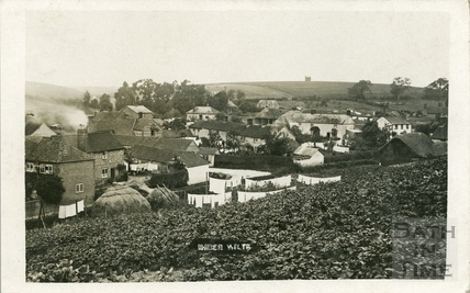 Imber, Salisbury Plain, Wilts May 27 1912