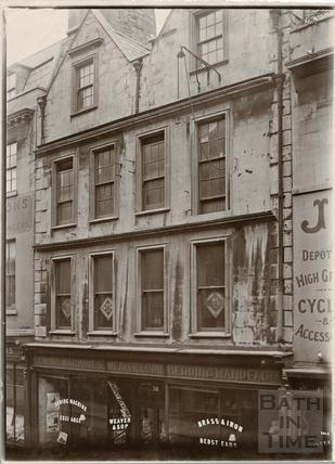 38, Broad Street, Bath c.1903