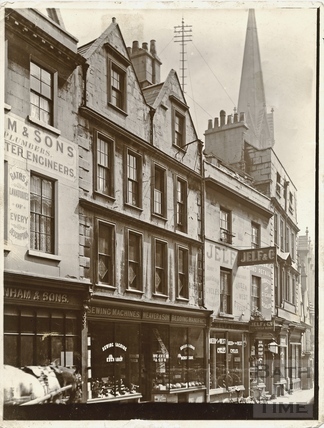 37 to 42, Broad Street, Bath c.1903