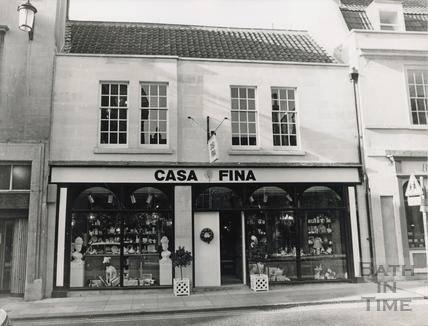 Casa Fina at Nos 3-4 Broad Street, Dec 1981