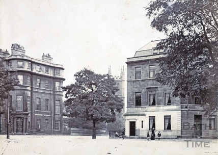 Sydney Place and Great Pulteney Street 1892