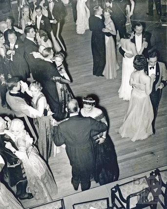 Dancing in the Assembly Rooms, 1938