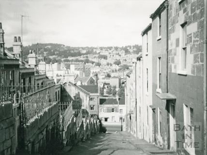 Paradise Street, Holloway c.1965