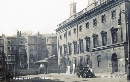 The Assembly Rooms, south side c.1907