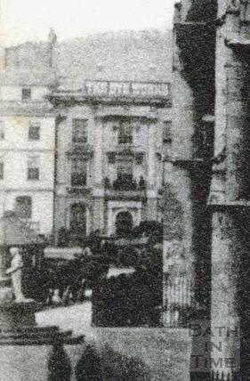 A peep of Nassau House on the Orange Grove c.1890