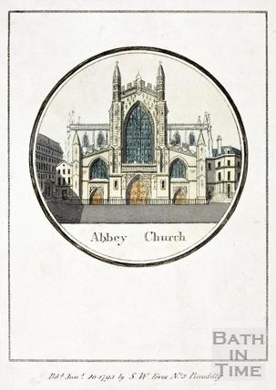 Abbey Church 1793