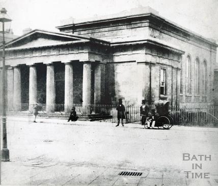The Bath Royal Literary & Scientific Institute 1849