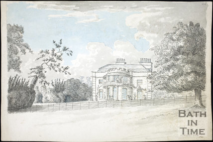 Batheaston Villa, Bailbrook Lane No. 6 1864