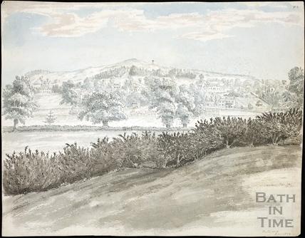 View of Bathford No. 9 Sept 1864