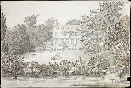 Batheaston House No.4 1864