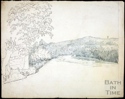 View of Bathford No. 10 c.1864