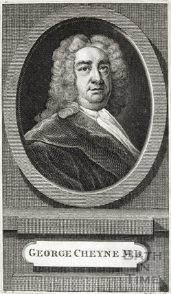 George Cheyne M.D. (1671 - 1743)