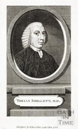 Tobias George Smollett (1721 - 1771)