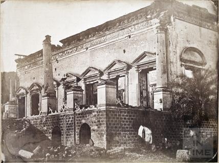Chapel, Prior Park c.1875
