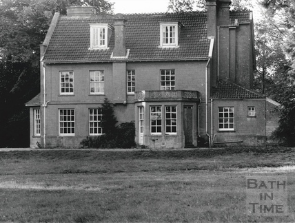 St Winifred's House, Sion Hill Sept 1991