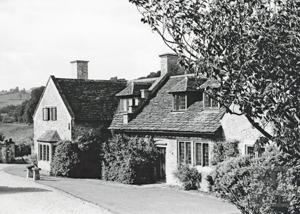 The North and South Lodges at St Catherines Court c.1980s