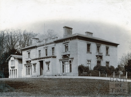 Wood House, Twerton, c.1890s