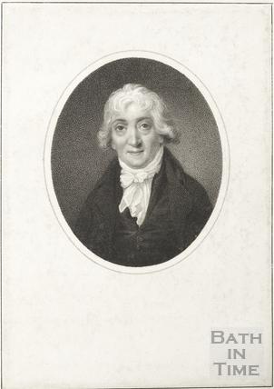 Portrait of the celebrated Italian castrato Venanzio Rauzzini (1746 - 1810) 1807