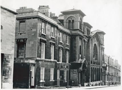 Elim Pentecostal Church, Charlotte Street 1970