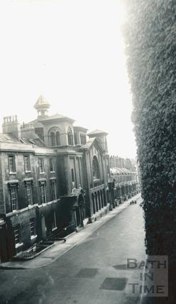 Percy Chapel, Charlotte Street c.1920s