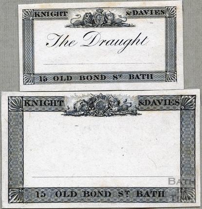 Medicine labels c.1824
