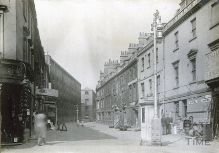Somerset Street, north side c.1932