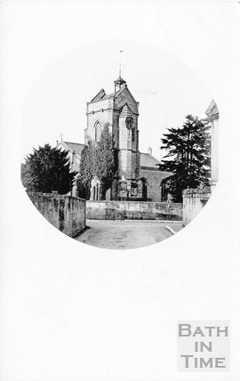 Winsley Church c.1910