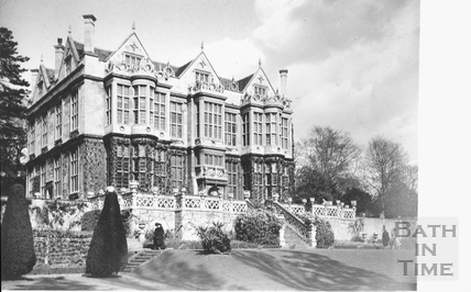 Kingston Hall, Bradford on Avon c.1910