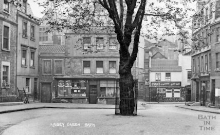 Abbey Green, Bath, c.1910