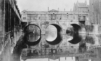 Pulteney Bridge c.1910
