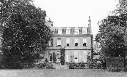 Batheaston House c.1915?