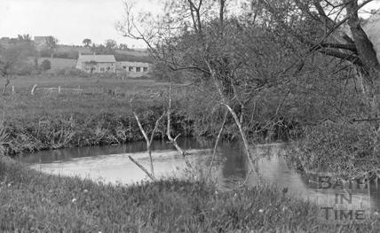 Widdenham Farm, Colerne c.1910