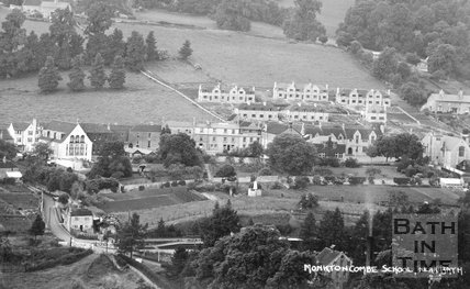 Monkton Combe School nr. Bath c.1930s