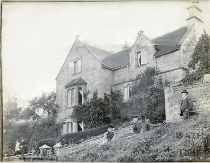 The Rocks, Limpley Stoke, c.1890