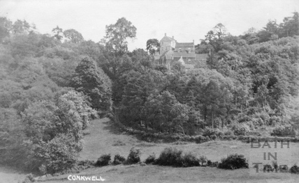Conkwell general view posted 1915