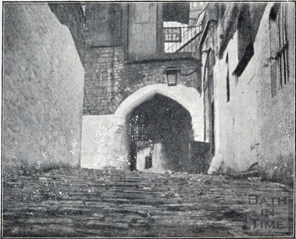 The East Gate, c.1895