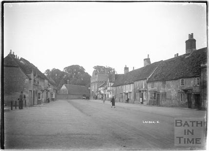 Lacock No.6 c.March 1935