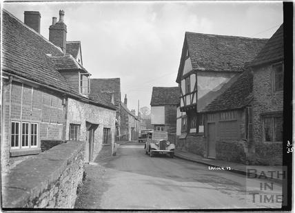 Lacock No.13 March 1935
