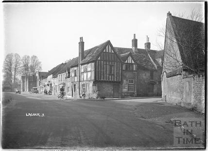 Lacock No.3 c.March 1935