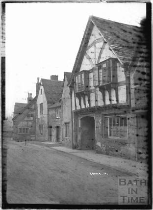 Lacock No.12 c.March 1935