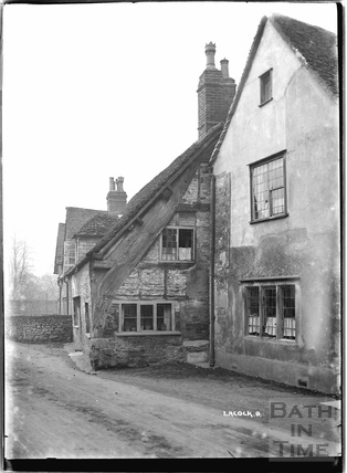 Lacock No.9 c.March 1935