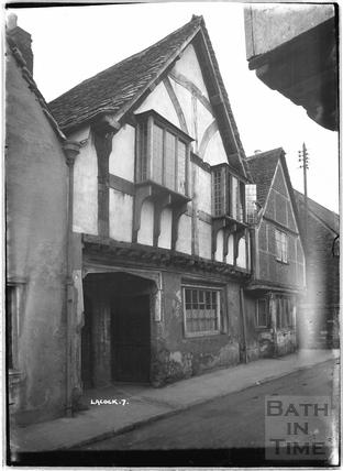 Lacock No.7 c.March 1935